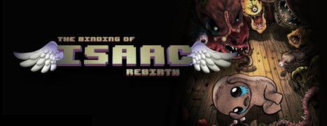 Daily Deal - The Binding of Isaac: Rebirth, 50% Off