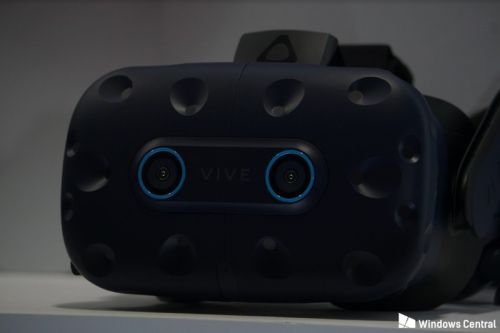 HTC Unveils Vive Pro Eye with integrated eye-tracking at CES 2019