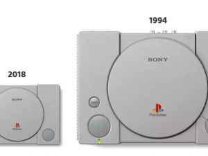 Move Over, SNES Classic Edition Mini! The PlayStation Classic Is Coming