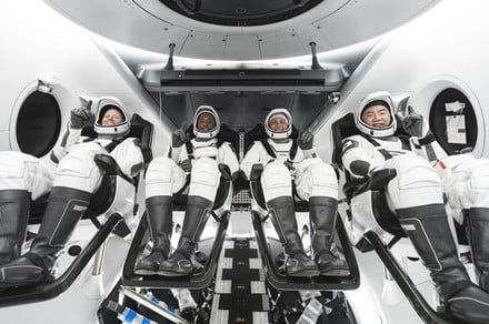 NASA and SpaceX set date for first operational Crew Dragon mission