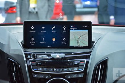 Could Acura's True Touchpad technology signal the end of in-car touch screens?