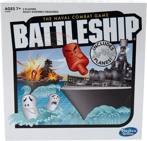 A shelf worth of classic board games are on sale for Cyber Monday
