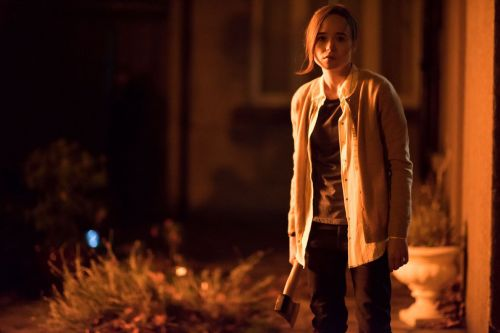 Why Ellen Page loves horror when she can't stand gore