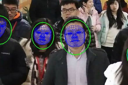 China speeds up its subway with palm scanners and facial recognition