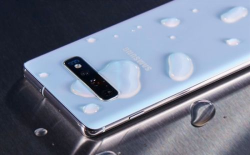 Samsung Galaxy S10 series accidental touch protection is invalid