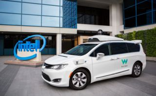 Intel and Waymo are working together on 'fully-autonomous' vehicles