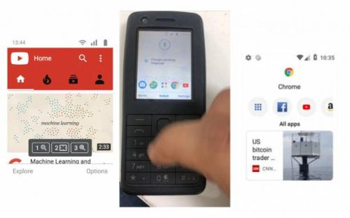 Nokia Android feature phone leak sends the Internet into a frenzy
