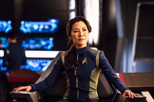 Star Trek Discovery's Michelle Yeoh might get her own spinoff show for CBS All Access