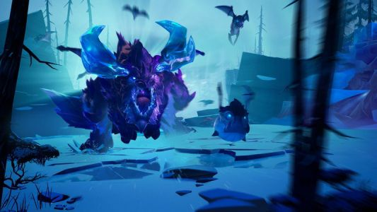 You don't need PlayStation Plus to play Dauntless