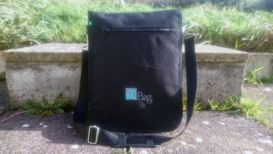 Laptop bag review: The TiBag