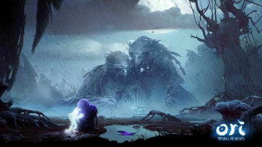 This fan-made Ori and the Blind Forest Xbox isn't real, but it should be