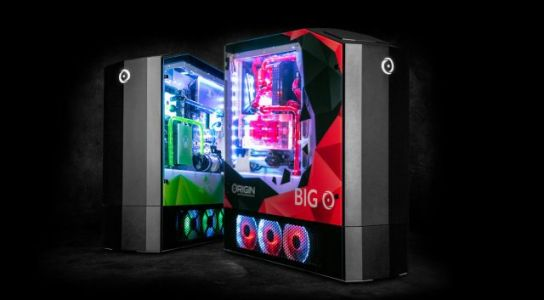 Origin Builds Custom Gaming PC With Built-In PS4 Pro, Xbox One X, and Nintendo Switch