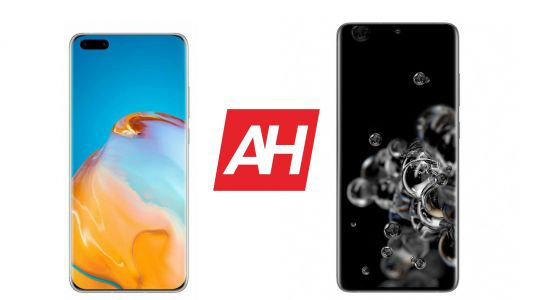 Phone Comparisons: Huawei P40 Pro+ vs Samsung Galaxy S20 Ultra