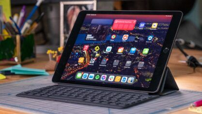 Apple's updated 9th-gen iPad is still great, but I wanted a little more