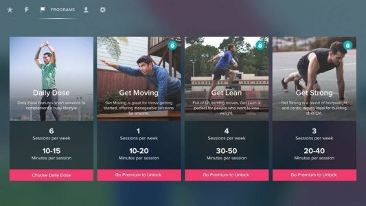 Fitbit Coach app brings guided workouts to Xbox One and Windows 10