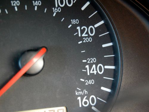 Why speedometers go to 140 or 160 mph, even if cars can't drive that fast