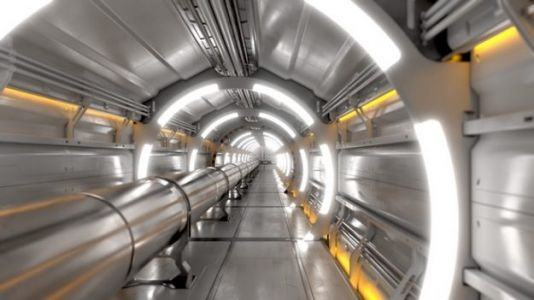 CERN Teases Larger, More Powerful Particle Collider