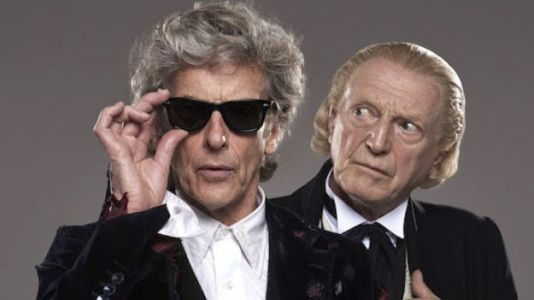 Spoilers: 'Doctor Who' Xmas Synopsis Teases 'Magical' Adventure