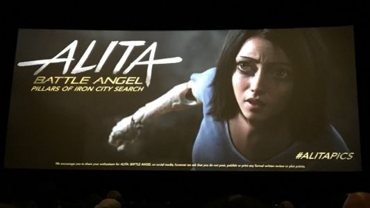 Comic-Con 2018 - Why Alita: Battle Angel's Eyes Are So Big, Trailer Coming Soon