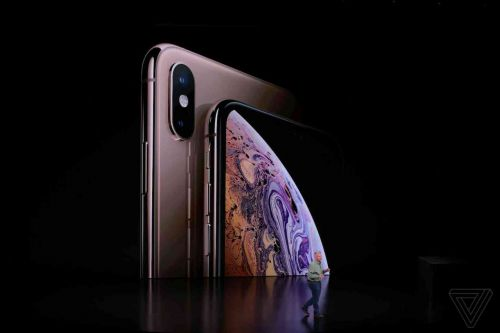 Apple announces the iPhone XS and Phone XS Max