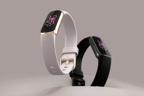 Fitbit Luxe is a fitness and wellness tracker with a fashion focus