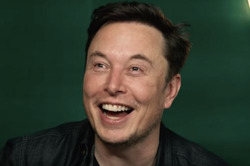 Elon Musk pokes fun at himself while hosting PewDiePie's popular Meme Review