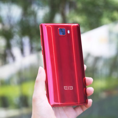 The Elephone S8 Coming Soon in a new Shiny Red variant