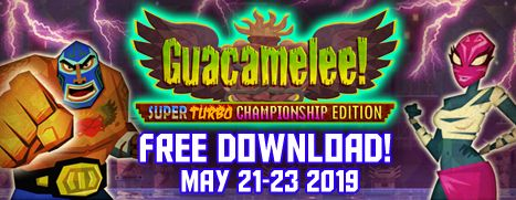 Daily Deal - Get Guacamelee! STC Edition For Free, Up To 60% Off on Guacamelee! 2