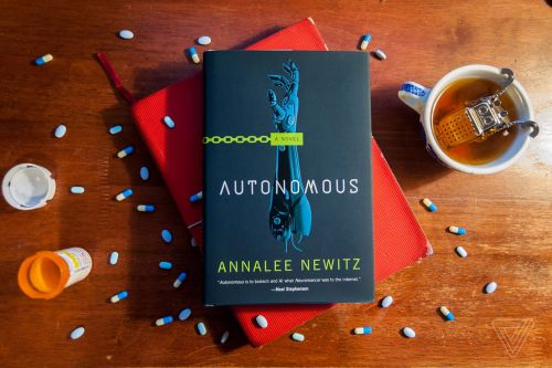 Autonomous is a sharp thriller about robotic freedom and patent piracy