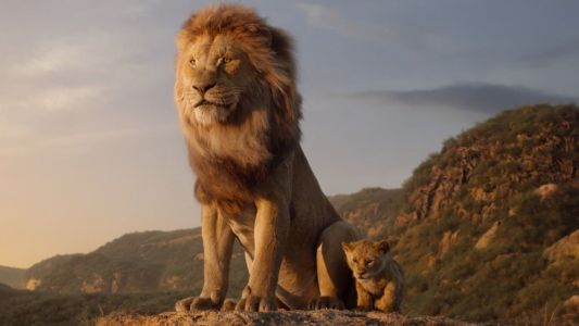 James Earl Jones's Mufasa Narrates the New Promo Spot for THE LION KING