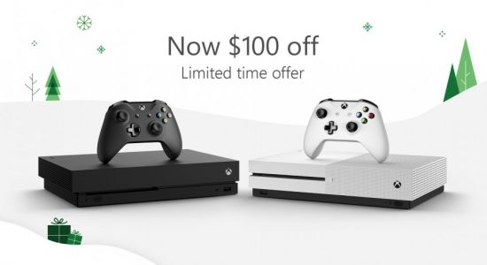 All Xbox One Bundles Are $100 Off During The Holidays, Including Fortnite Package