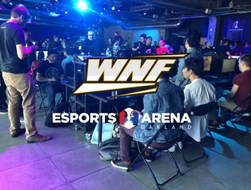 Wednesday Night Fights x Oakland Episode 13 streaming live tonight from Esports Arena, featuring Street Fighter V, Fighting EX Layer, and more!