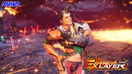 Vulcano Rosso, Pullum Purna, and arcade mode are coming to Fighting EX Layer for free