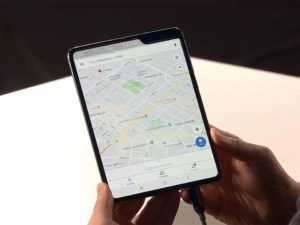 The Samsung Galaxy Fold is coming to Canada