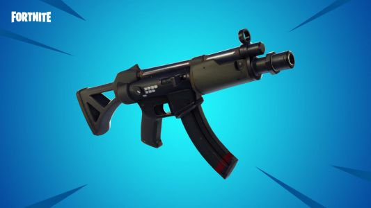 Fortnite SMG Update Out Now; Full Patch Notes Detail What's New
