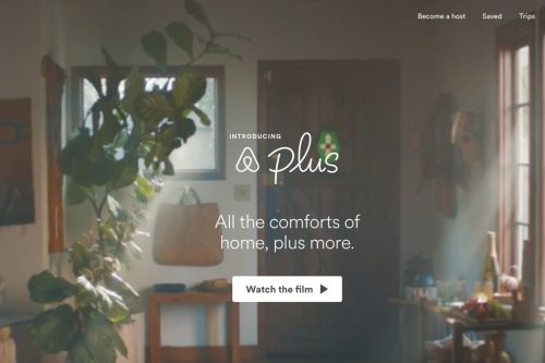 Airbnb reveals new hotel-like service called Airbnb Plus