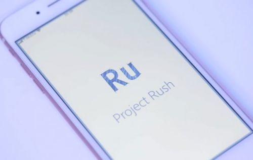 Adobe Project Rush is basically iMovie in the cloud