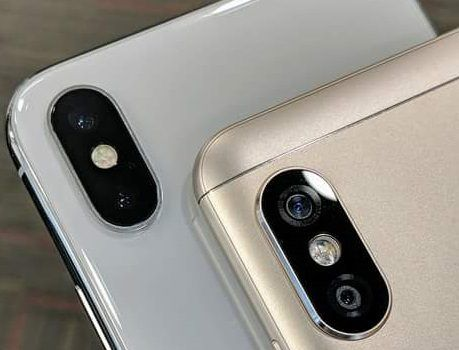 Live Redmi Note 5 Pro image surfaces, shows iPhone X like dual camera