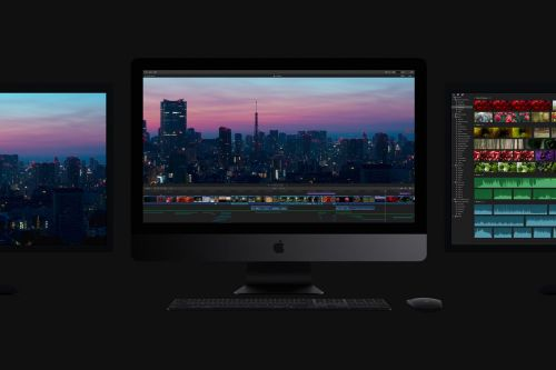 IMac Pro will reportedly have an A10 Fusion coprocessor for 'Hey, Siri' support and more secure booting