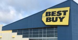 Best Buy's friends and family mobile sale adds gift card with smartphone purchase