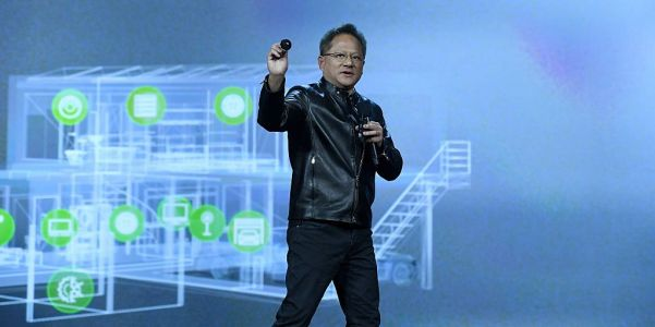 Nvidia sinks after cutting its guidance