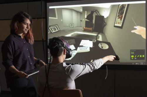 Virtual reality experience forces people to lose their jobs and homes, boosts empathy