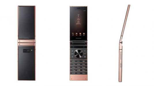 Samsung Has a New Flip Phone and It Sells for $2700