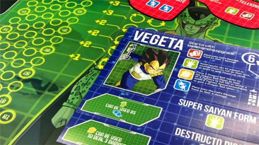 Team Up, Roll Dice, and Defeat Artificial Evil In 'Dragon Ball Z: Perfect Cell'