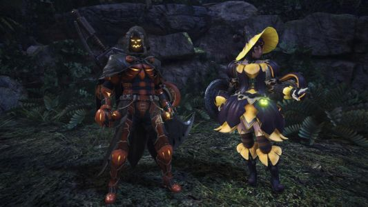 Monster Hunter World's Halloween Autumn Harvest Fest Event Now Live On PS4 And Xbox One