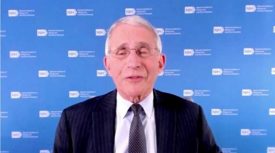 Nobody will want to hear this new warning from Dr. Fauci