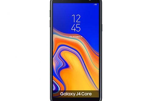 Samsung has announced the Galaxy J4 Core, its second Android Go phone
