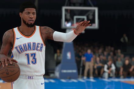 'NBA 2K18' review