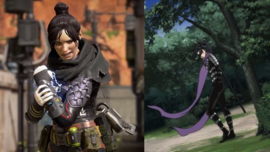 Apex Legends Seems To Draw Heavy Inspiration From Popular Anime