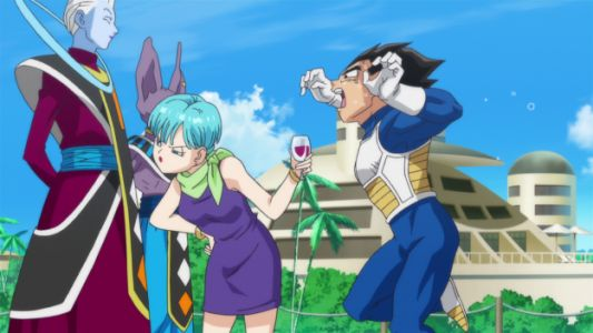Okay, Bulma's Vacation Digs in Dragon Ball Super: Broly Are Pretty Sweet